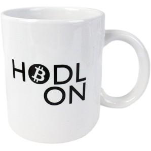 Bitcoin Hodl On Mug