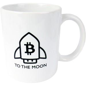 Kubek BITCOIN To The Moon
