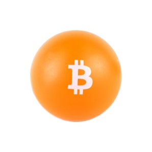 Bitcoin Anti-stress ball