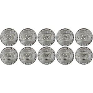 10x Moneta Dash Srebrna