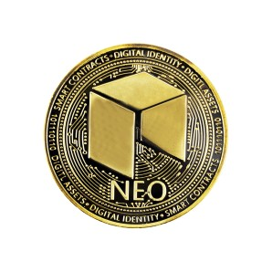 NEO Collector's coin gold