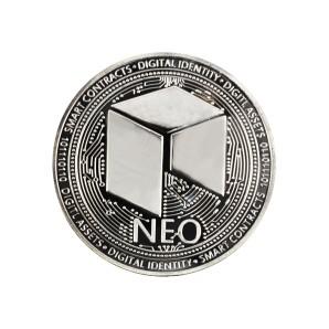 Moneta NEO srebrna