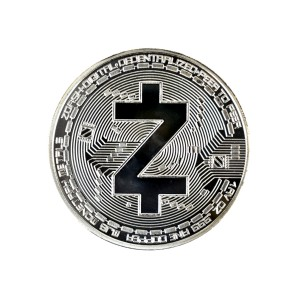 ZCash Collector's coin silver