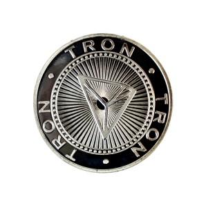 Moneta Tron srebrna