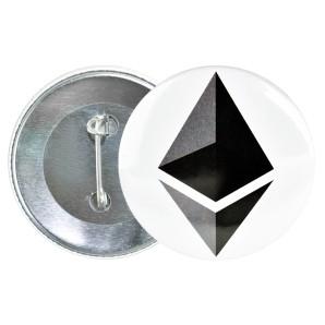 Przypinka Ethereum