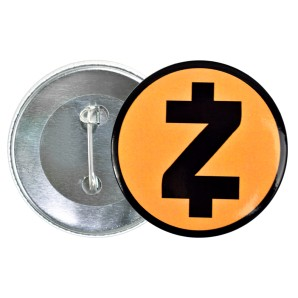 ZCash Pin
