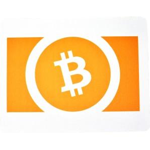 Podkładka pod mysz Bitcoin...