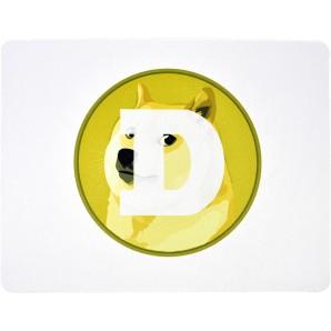 Dogecoin Mousepad