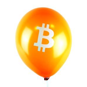 100x Bitcoin Balloons