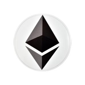 10 x naklejka Ethereum