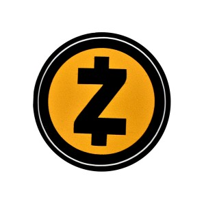 10x ZCash Stickers