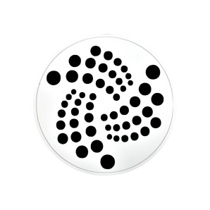 10x IOTA Stickers