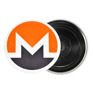 Monero Fridge magnet