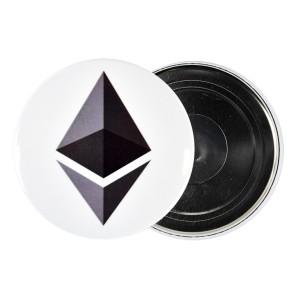 Magnes na lodówkę Ethereum