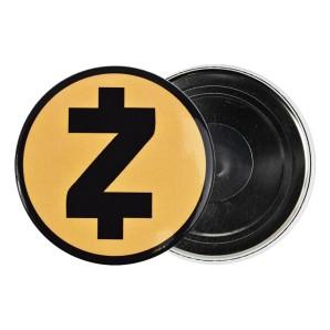 Magnes na lodówkę ZCash
