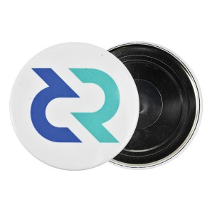 Decred Fridge magnet