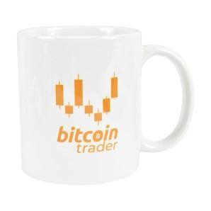 Kubek Bitcoin Trader wzór 2