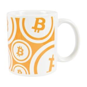 Kubek Bitcoin wzór 10