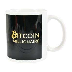 Kubek Bitcoin Millionaire