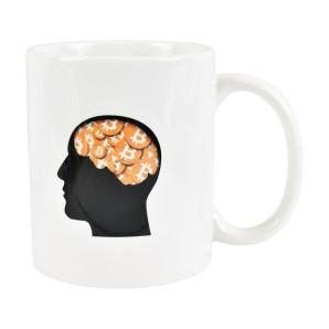 Kubek Bitcoin Brain