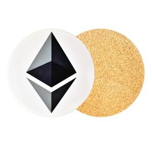 Ethereum Beer Mat