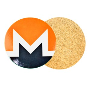 Monero Beer Mat
