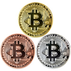 Bitcoin coin set