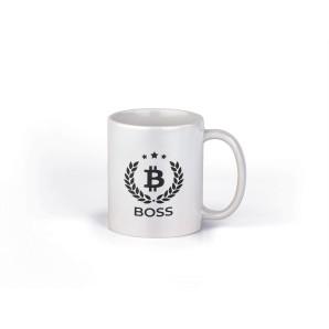 Bitcoin Boss Mug
