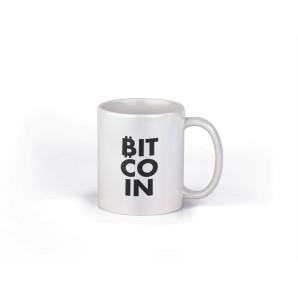 Kubek Bitcoin wzór 4