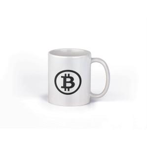Kubek Bitcoin wzór 3
