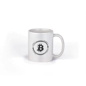Kubek Bitcoin wzór 1