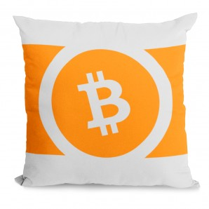Bitcoin Cash Pillow