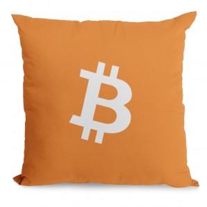 Poduszka Jasiek Bitcoin