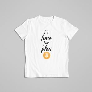 Koszulka Plan Bitcoin