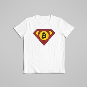 Koszulka Super Bitcoin