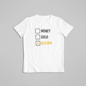 3X Bitcoin t-shirt