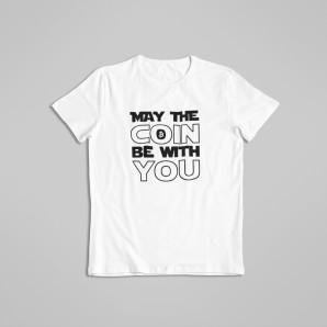Koszulka Bitcoin Force