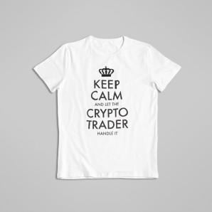 Koszulka Crypto Trader