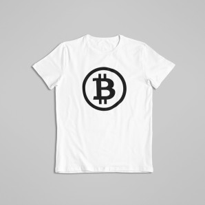 Koszulka Simply Bitcoin