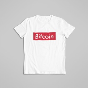 Scarlet Bitcoin t-shirt
