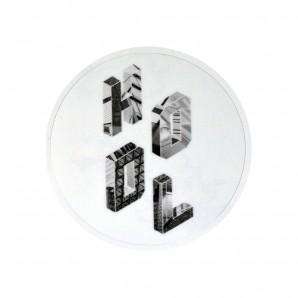 3x HODL Stickers