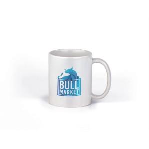 Kubek Blue Bull Market
