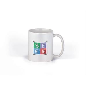 Trader Square Mug