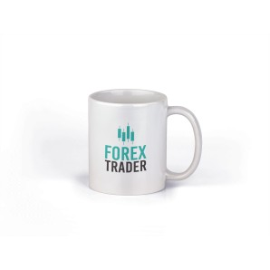 Forex Blue Mug