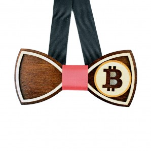 copy of Bitcoin Bowtie