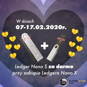 Ledger Nano X + Ledger Nano...