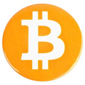 Magnes na lodówkę Bitcoin