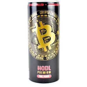 BITCOIN Energy drink 250ml