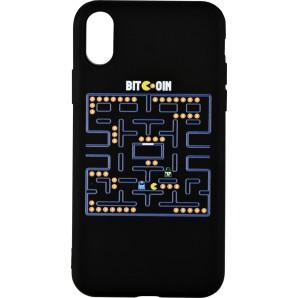 BITCOIN PAC-MAN Apple phone...