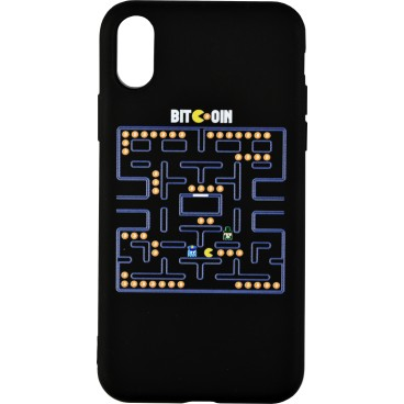 Etui na telefon BITCOIN PAC-MAN Xiaomi